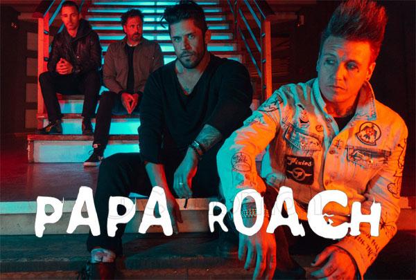 Papa Roach 2021